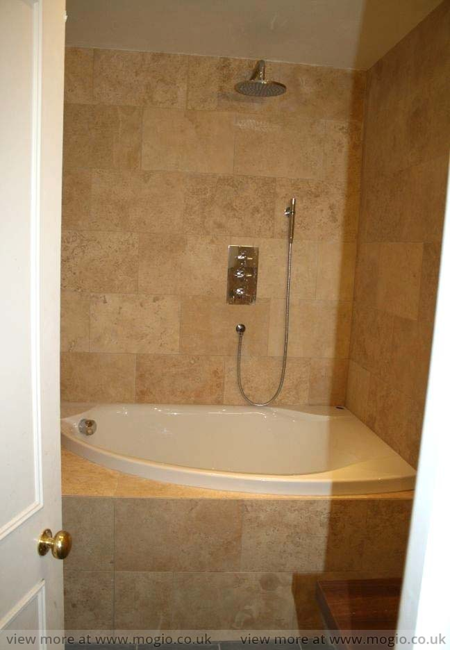 Rainfall shower head bath