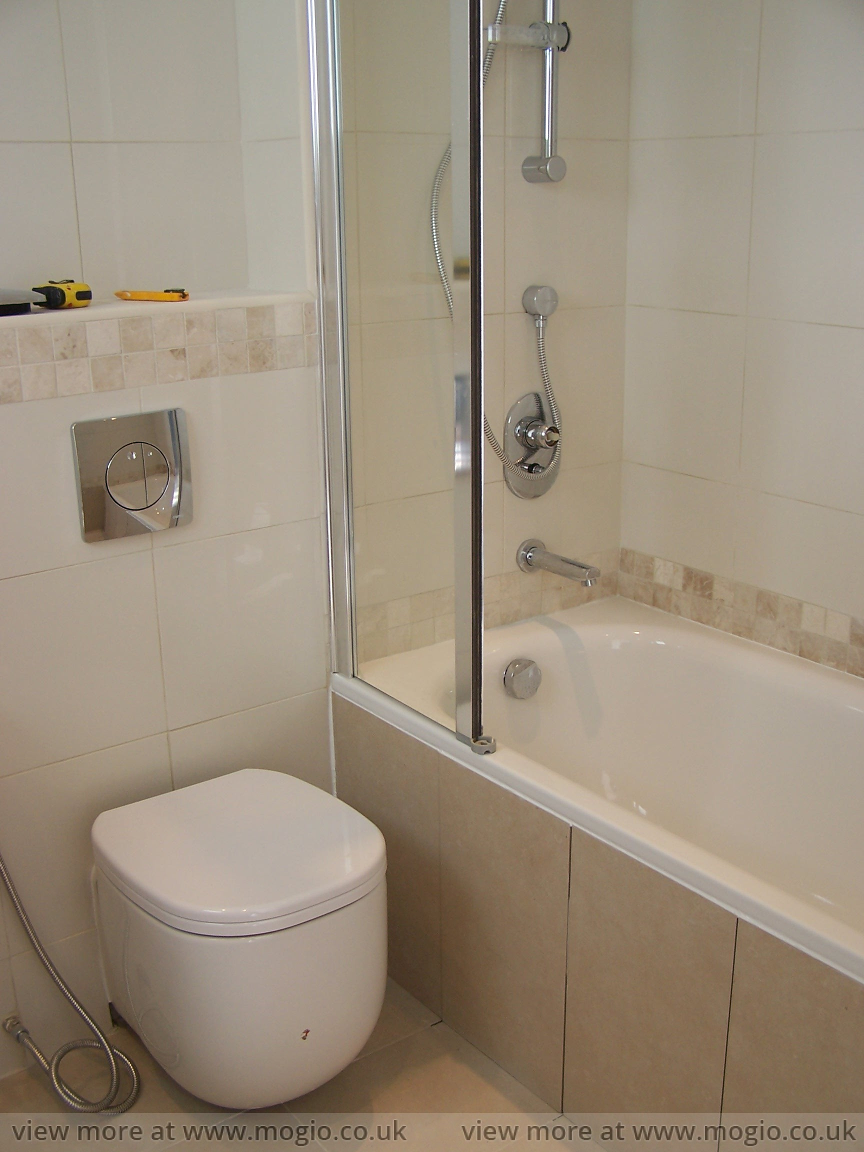 Small Bathroom Renovation Wet Rooms Bathrooms Fitting - Total bathroom remodel