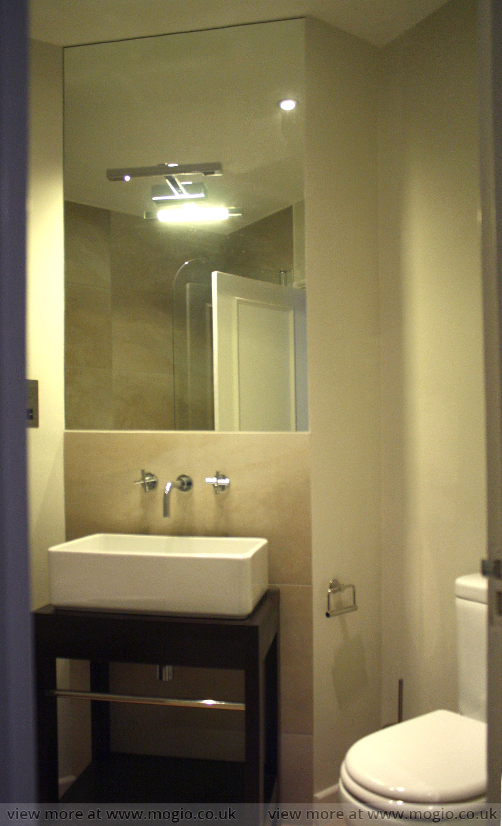Small bathroom renovation london sw5 wet rooms bathrooms fitting Bathroom design jobs london