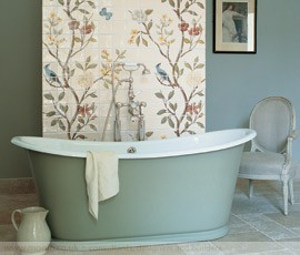 List_Chinoiserie free standing bath